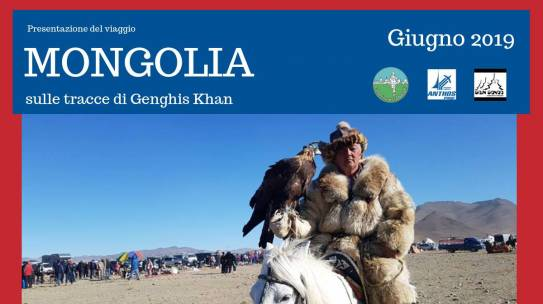 Mongolia: sulle tracce di Gengis Khan