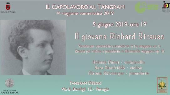 2019-06-05-Il giovane Richard Strauss